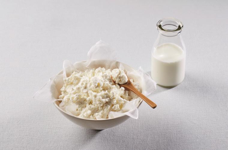 우유(리코타치즈)