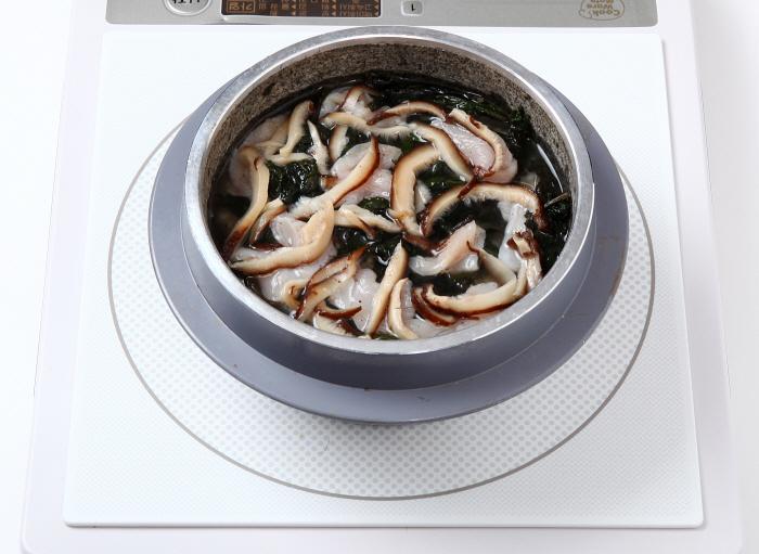 닭가슴살 곤드레밥