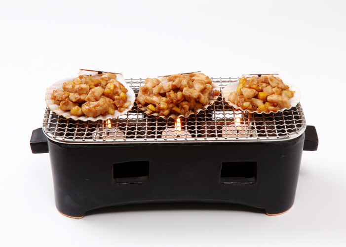 닭가슴살 가리비 구이
