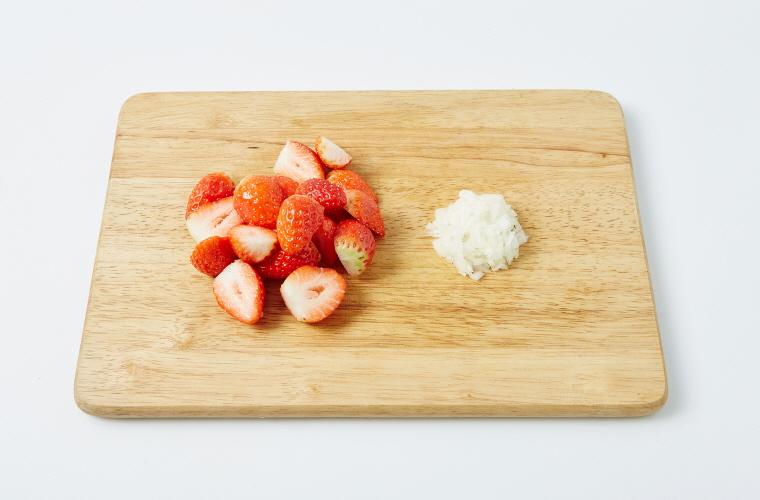 딸기샐러드