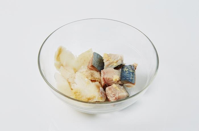 블루베리 생선강정