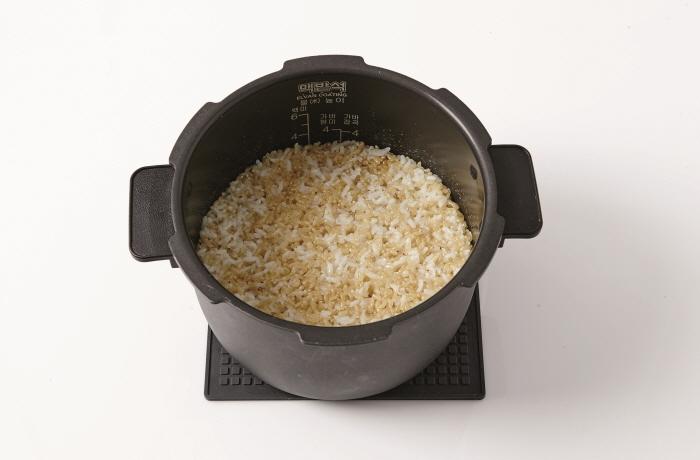 현미채소초밥