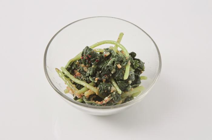 머위순녹두밥