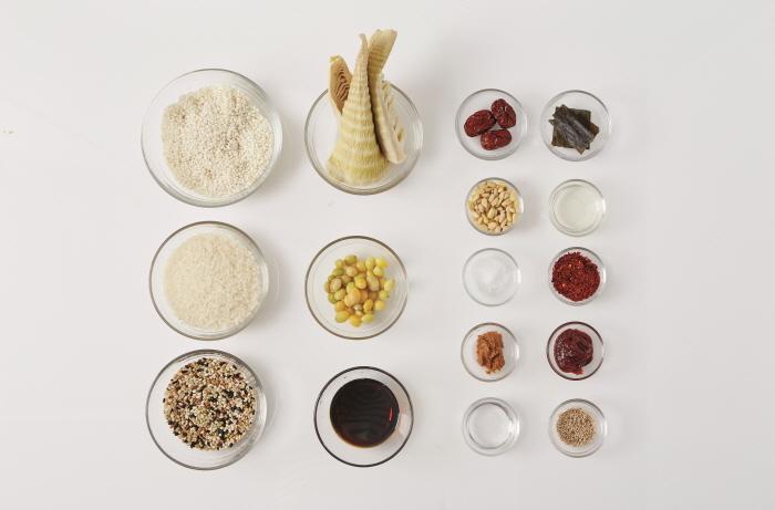 죽순영양밥
