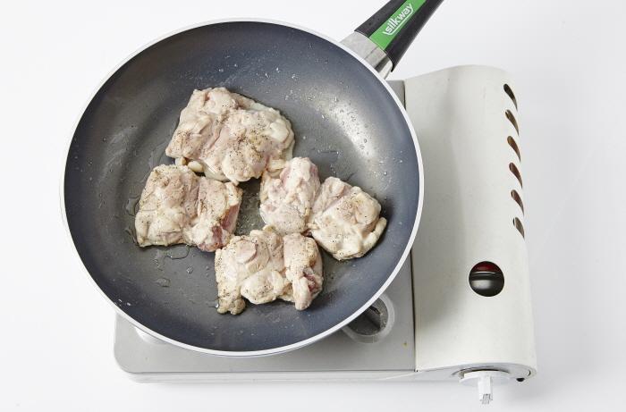 양파닭고기조림