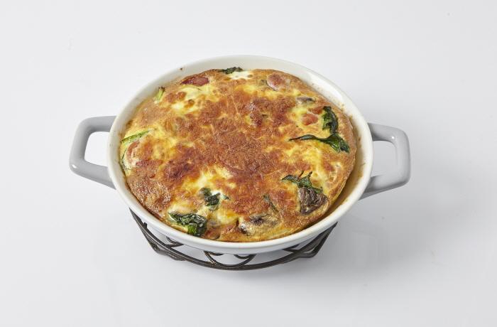 달걀프리타타