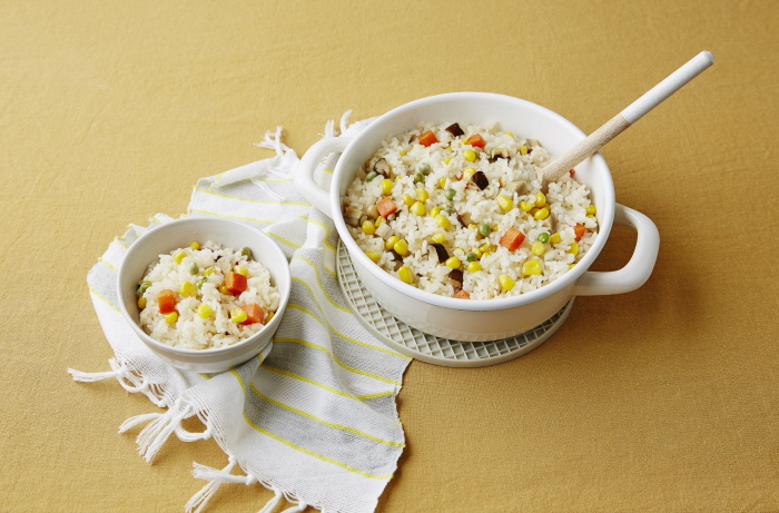 옥수수영양밥