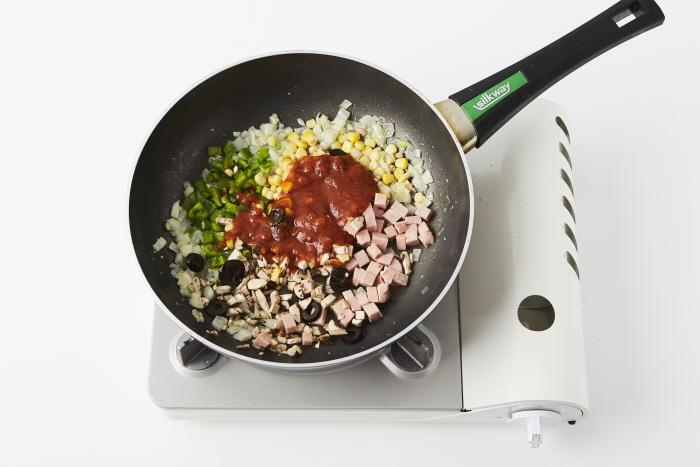 토마토밥 브리토