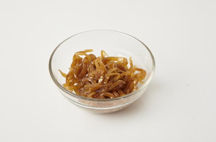 무장아찌 굴밥