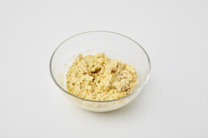 콩 치즈 타르트