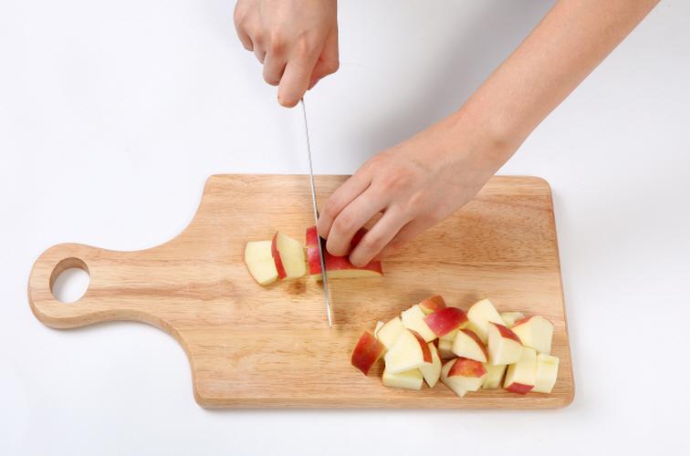 사과 콩조림