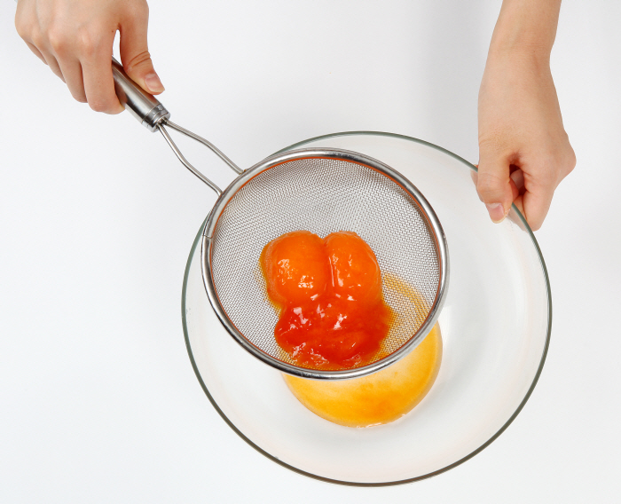 홍시소스 & 구운채소샐러드