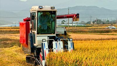 농업기계 안전사고는 예방이 중요!