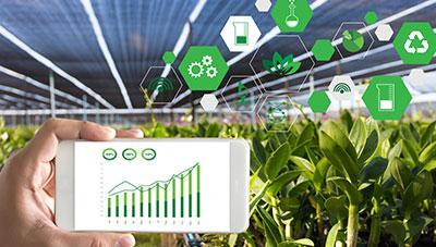 인공지능이 농사짓는 시대 - 농촌진흥청은 한국형 2세대 스마트팜 기술 개발로 인공지능이 농사짓는 시대를 열고 있습니다.