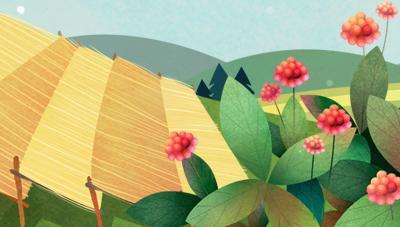 기후변화에 대처하는 봄맞이 인삼밭 관리 요령