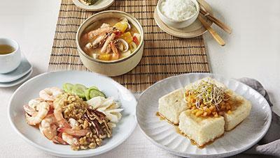 가을환절기 건강 제철음식이 최곱니다.
