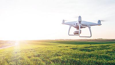 드론, 사료작물 재배기술의 미래
