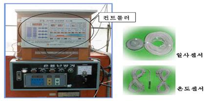변온관리 시스템 구성