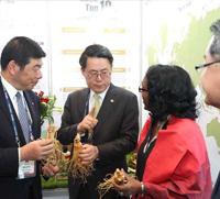 제 12차 국제식물보호협약총회 계기 수출정보