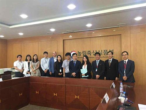 단감 등 베트남 수출 검역협상 추진 동향