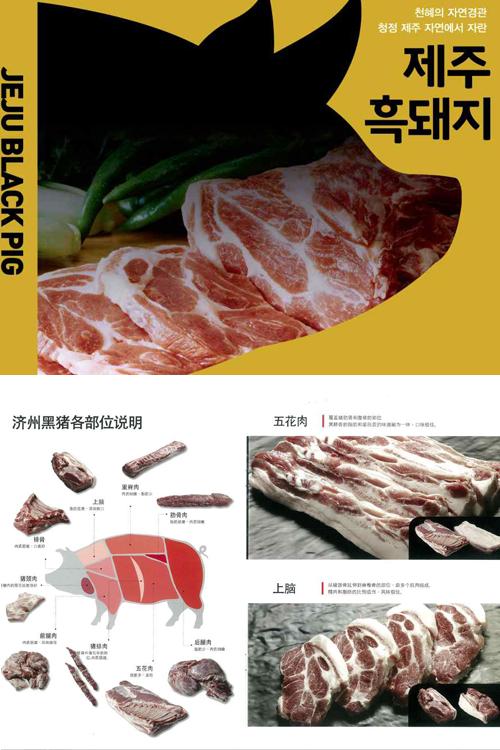 『제주흑돼지 수출안내서』제작 배부