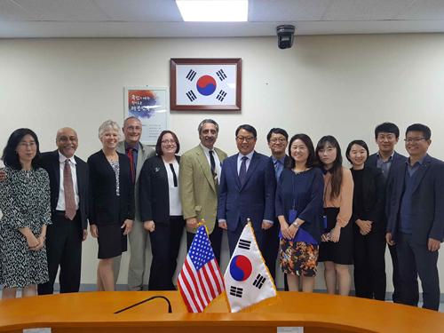 '17년도 한-미 식물검역 전문가 정례회의 개최