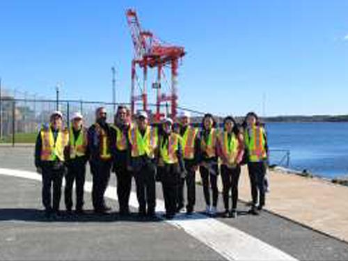 아시아매미나방 선박검사 한-미-캐 3자 회의