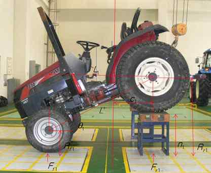 '농용트랙터 중심 위치 측정방법' 국제표준 채택