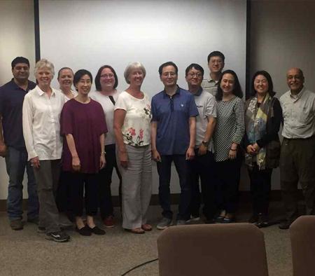 한-미 식물검역 정례회의 (2018. 8, 미국 비잘리아)